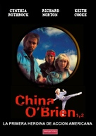 China O'Brien 2 - Spanish DVD cover (xs thumbnail)
