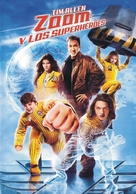 Zoom - Argentinian DVD movie cover (xs thumbnail)