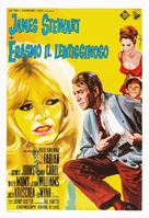 Dear Brigitte - Italian Movie Poster (xs thumbnail)