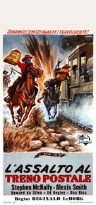 Wyoming Mail - Italian Movie Poster (xs thumbnail)