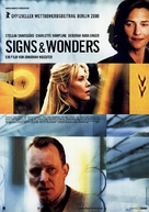 Signs & Wonders - German Movie Poster (xs thumbnail)