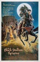 The Black Stallion Returns - Movie Poster (xs thumbnail)