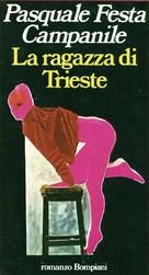 La ragazza di Trieste - Italian VHS cover (xs thumbnail)
