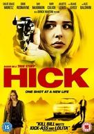 Hick - British DVD movie cover (xs thumbnail)
