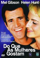 What Women Want - Brazilian DVD movie cover (xs thumbnail)