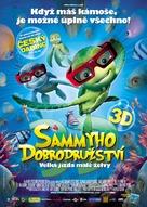 Sammy's avonturen: De geheime doorgang - Czech Movie Poster (xs thumbnail)