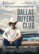 Dallas Buyers Club - Italian Movie Poster (xs thumbnail)