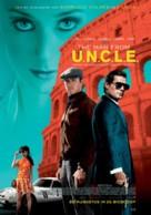 The Man from U.N.C.L.E. - Dutch Movie Poster (xs thumbnail)