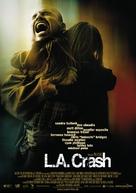 Crash - German Movie Poster (xs thumbnail)