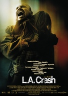 Crash - German Movie Poster (xs thumbnail)