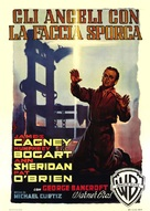 Angels with Dirty Faces - Italian Movie Poster (xs thumbnail)