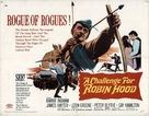A Challenge for Robin Hood - British Movie Poster (xs thumbnail)