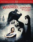 An American Werewolf in London - Canadian Movie Cover (xs thumbnail)