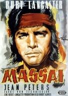 Apache - German Movie Poster (xs thumbnail)
