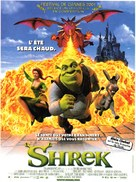 Shrek - French Movie Poster (xs thumbnail)