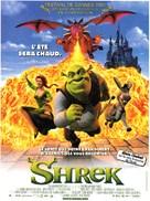 Shrek - French Movie Poster (xs thumbnail)
