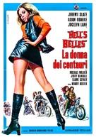 Hell's Belles - Italian Movie Poster (xs thumbnail)