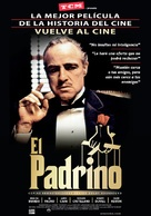The Godfather - Uruguayan Movie Poster (xs thumbnail)