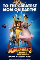 Madagascar 3: Europe's Most Wanted - Movie Poster (xs thumbnail)
