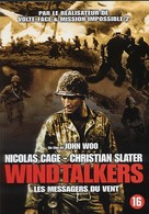 Windtalkers - Dutch DVD cover (xs thumbnail)