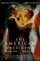 The American President - Movie Poster (xs thumbnail)