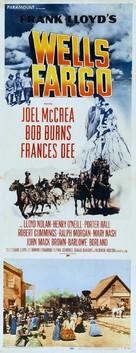Wells Fargo - Movie Poster (xs thumbnail)