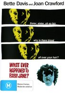 What Ever Happened to Baby Jane? - Australian DVD movie cover (xs thumbnail)