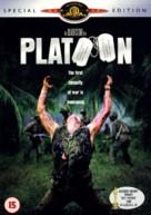 Platoon - British DVD movie cover (xs thumbnail)