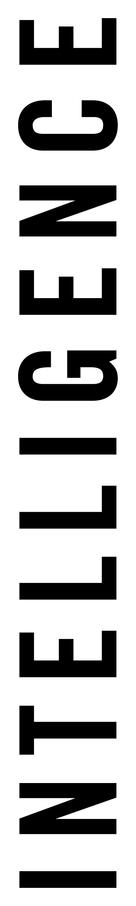 """Intelligence"" - Logo (xs thumbnail)"