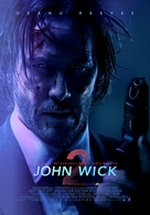 John Wick: Chapter Two - Serbian Movie Poster (xs thumbnail)