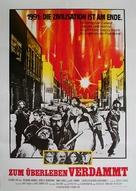 Ravagers - German Movie Poster (xs thumbnail)