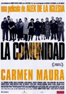 Comunidad, La - Spanish Movie Poster (xs thumbnail)