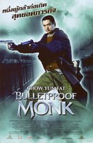 Bulletproof Monk - Thai Movie Poster (xs thumbnail)