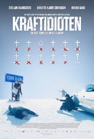 Kraftidioten - Danish Movie Poster (xs thumbnail)
