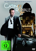Casino Royale - German DVD cover (xs thumbnail)