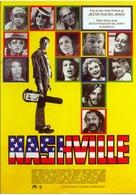 Nashville - German Movie Poster (xs thumbnail)