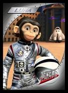 Space Chimps - Brazilian poster (xs thumbnail)