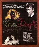 Dear Brigitte - French Movie Poster (xs thumbnail)
