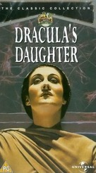 Dracula's Daughter - British VHS cover (xs thumbnail)