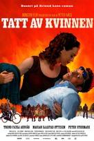 Tatt av kvinnen - Norwegian poster (xs thumbnail)