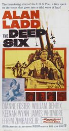 The Deep Six - Movie Poster (xs thumbnail)