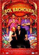 Bol Bachchan - British Movie Poster (xs thumbnail)