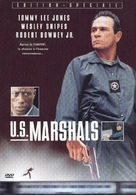 US Marshals - French DVD movie cover (xs thumbnail)