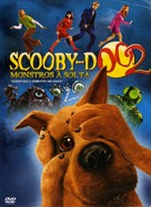 Scooby Doo 2: Monsters Unleashed - Brazilian Movie Cover (xs thumbnail)