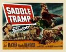 Saddle Tramp - Movie Poster (xs thumbnail)
