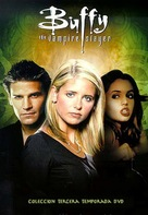 """Buffy the Vampire Slayer"" - Spanish DVD cover (xs thumbnail)"