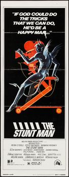 The Stunt Man - Italian Movie Poster (xs thumbnail)