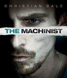 The Machinist - Blu-Ray cover (xs thumbnail)