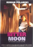Bitter Moon - German Movie Poster (xs thumbnail)