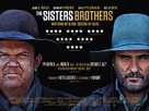 The Sisters Brothers - British Movie Poster (xs thumbnail)